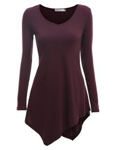 Womens Tunic Tops to Wear with Leggings