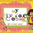 This is a monthly scrapbook for the first grade year. On each page, students write about the given writing prompt and illustrate it. It is great t...