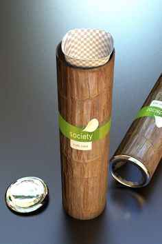 3D Tea package design by ~lunatis on deviantART for all our tea loving #packaging peeps PD