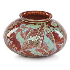 ZSOLNAY small vase