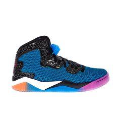NIKE – Ανδρικά αθλητικά παπούτσια AIR JORDAN SPIKE FORTY μπλε Ανδρικά  Παπούτσια Αθλητικά Basketball NIKE Ανδρικά αθλητικά παπούτσια ιδανικά για  μπάσκετ. ee01840b0db