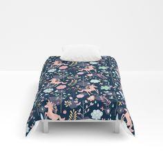 Unicorns in Hesperides Comforters