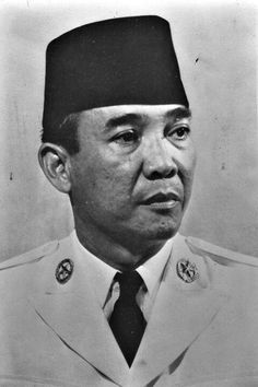 114 Best Soekarno Images President Of Indonesia Founding