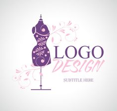 Logo Design OOAK Logo Premade Logo and Watermark by TheDesignsEnchanted