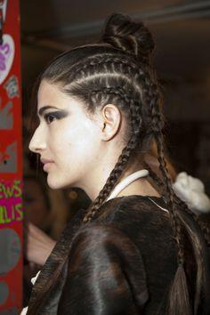 Behind the Scenes: Greta Constantine x Sebastian Professional x M.A.C Cosmetics | 29secrets