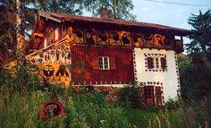 Haus und Garten Galerie - Birdman Hans Langner aus Bad Tölz