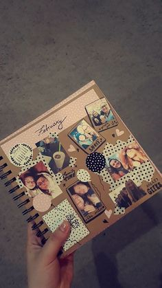 Je chaotischer desto besser Couple iDeas 💑 Best Picture For DIY Anniversary gifts For Your Taste You are looking for something, and it is going to tell you ex Mini Album Scrapbook, Scrapbook Bebe, Couple Scrapbook, Photo Album Scrapbooking, Scrapbook Journal, Travel Scrapbook, Scrapbooking Layouts, Tumblr Scrapbook, Scrapbook Cards
