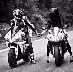 *That ride or die kinda love..always stick together through the good and the bad times ❤️