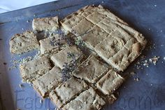 Lavender shortbread and Lavender on Pinterest