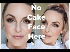 I have been getting asked lately, how do I look flawless without all those crazy thick products and no cake face? So I thought I would show you my tips in. Cake Face Makeup, Face Makeup Tips, Sexy Makeup, Beauty Makeup, Makeup Looks, Hair Makeup, Makeup Tricks, Makeup Ideas, Hair Beauty
