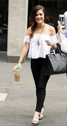 1000 Images About Looks From Pretty Little Liars On Pinterest Shay Mitchell Lucy Hale And