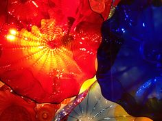 More Chihuly art .......