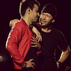 I love Donnie and Jordan!!