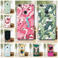 "Mermaid Flamingo Painted Case For Huawei P8 Lite 2017 / Huawei P8Lite 2017 Case Cover funda Huawei P8 Lite 2017 5.2""+Gift"