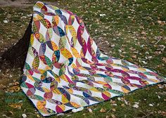 from the blue chair: The Metro Twist Quilt
