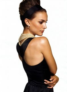 Natalie Portman, cause its totally normal to be pretty, talented, and cool