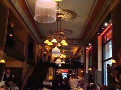 #Budapest, Café Central, http://elisaorigami.blogspot.com #Kavehaz