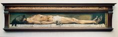 Lay unbreathing, unburdened of all that's Life bursting into you. Sounds tempting but alos incredibly claustrophobic. At least, sins make some moments worthwhile  The Body of the Dead Christ in the Tomb - Hans Holbein the Younger