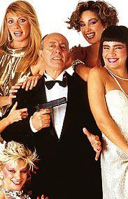 ALBERTO OLMEDO   y sus chicas  -    '80s