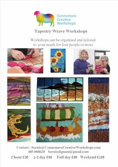 One day Tapestry Weave workshop