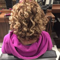 Curly curly curly hair done by maria for a mad hatters fancy dress costume! Mad Hatter Fancy Dress, Mad Hatters, Hair Studio, Salons, Curly Hair Styles, Stylists, Dreadlocks, Costumes, Beauty