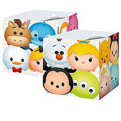 Disneys Tsum Tsum  550 Pages Sticky Memo Note Cube *** To view further for this item, visit the image link.