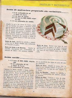 Recetario Maicena - Piper Pérez - Álbumes web de Picasa Baking Recipes, Cake Recipes, Icebox Cake, Just Cakes, Cake Flavors, Christmas Treats, Cupcake Cakes, Cupcakes, Macarons