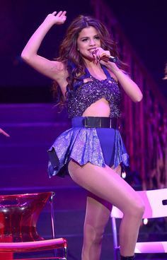 Selena Gomez ; star dance tour