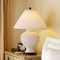Giovanni Ceramic Table Lamp frontgate