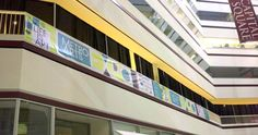 Metro Arts banners
