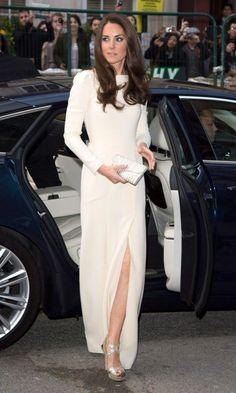 Kate Middleton Attends A Dinner Hosted By The Thirty Club At Claridges, London, May 2012