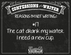 Shop Confessions of a Writer: Reason Poster created by WritingCom. Start Writing, Writing Help, Writing A Book, Writing Posters, Creative Writing Prompts, Quotes By Famous People, Fiction Writing, Love Reading, Haiku