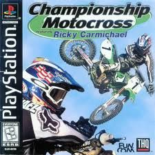 Championship Motocross Featuring Ricky Carmichael psx iso rom download