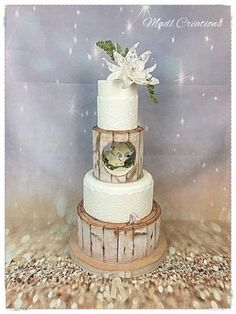 Wedding Cake field by Cindy Sauvage