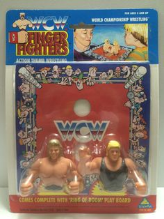 Buy thumb wrestling federation toys consider, that
