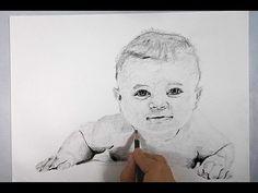 ¿Cómo aprender a dibujar niños de todas las edades paso a paso?   Manualidades