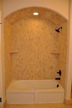 Image Result For Arched Shower Ceiling Shower Ceilings Bathrooms Remodel Guest Bathroom