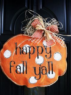 Happy Fall Y'all! - Confessions of a Northern Belle