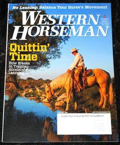WESTERN HORSEMAN MAGAZINE   Western Training ~ How-To ~ Advice  February 2015