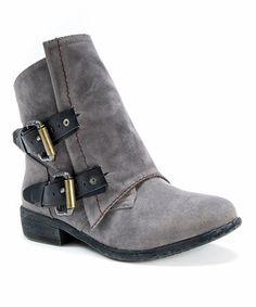 Loving this Gray Avori Boot - Women on #zulily! #zulilyfinds