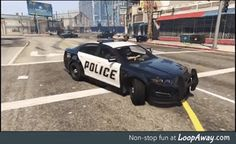 GTA V - supercop