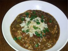 Ring in Fat Tuesday with chicken gumbo