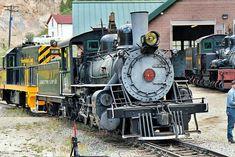 8. Georgetown Loop Railroad