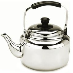 Resto Tea Kettle Size: 6.28 Qt. -- Click image for more details.