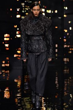 Sfilata Donna Karan New York - Collezioni Autunno Inverno 2015-16 - Vogue