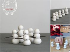 Create an adorable army with this tutorial.