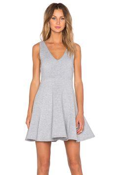 MINKPINK Stagnant Dress in Grey Marle