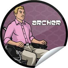 """Archer S4E4-""""Midnight Ron"""" -02/07/13 #FX"""