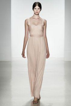 758a5f433fb8 chiffon-g782c Blush Bridesmaid Dresses Long, Amsale Bridesmaid, Wedding  Dresses, Bridesmaids,