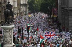 21 Images Of Pro-Palestinian Protests Around The World